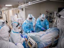 1,141 חולים במצב קשה [צילום: יונתן זינדל/פלאש 90]