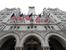 מלון טראמפ אינטרניושנל בוושינגטון די.סי [צילום: אלכס ברנדון/AP]
