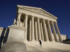 תשעה שופטים, לכל החיים [צילום: סקוט אפלווייט, AP]