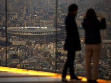 האיצטדיון הלאומי של יפן, טוקיו [צילום: קיצירו סאטו/AP]