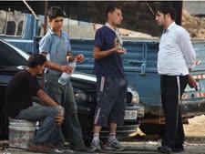 פועלים ערבים. לא משתתפים בכוח העבודה [צילום: נתי שוחט/פלאש 90]