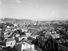 שכונת מוסררה בשנות ה-30