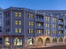 מלון וולדורף אסטוריה ירושלים [צילום: עמית גירון]