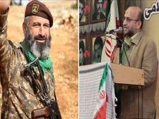 סייד אחמד קוריישי ועימאד אל-אמין