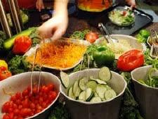 הוסיפו לארוחה ירקות [צילום: AP]