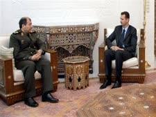 """אסד מבטיח לאירנים: """"חזית התנגדות"""" [צילום: AP]"""