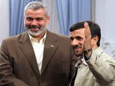 למנוע את הידוק הקשרים בין חמאס לאירן [צילום: AP]
