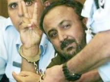 עסקת השבויים נועדה להכשיר את דעת הקהל לשיחרורו. רוצח ההמונים ברגותי [צילום: AP]