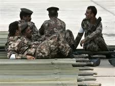 חיילים ירדנים [צילום: AP]
