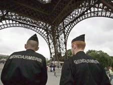 כוננות ביטחונית גבוהה בפריס [צילום: AP]