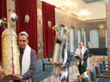הקהילה היהודית בסוריה [צילום: AP]