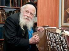 הרב עדין אבן-ישראל [צילום: עומר מירון]