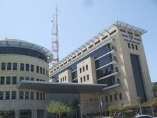 מטה מחוז תל-אביב במשטרת ישראל [צילום: איתמר לוין]