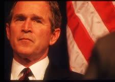 ג'ורג' בוש [צילום: Paul S. Howell, אימג'בנק/מראות אימג']