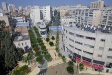 הדמיה של כיכר הולכי הרגל ברחוב שלומציון המלכה בירושלים [צילום: מורדגן הפקות]