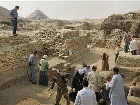 הלך רוח מצרי [צילום: AP]