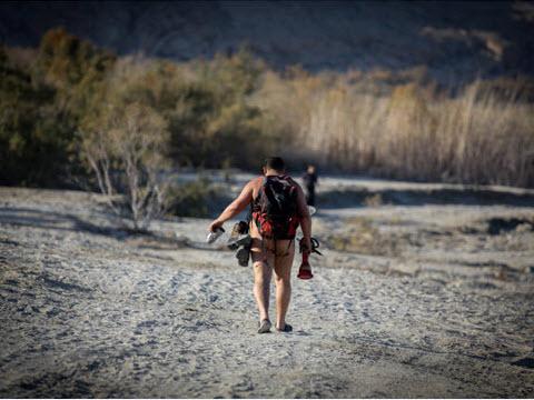 לכו אחריו... [צילום: נתי שוחט/פלאש 90]
