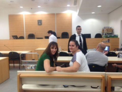 """דיון במשפט הרצח של איציק אלגבי ז״ל. ביהמ""""ש המחוזי לוד"""