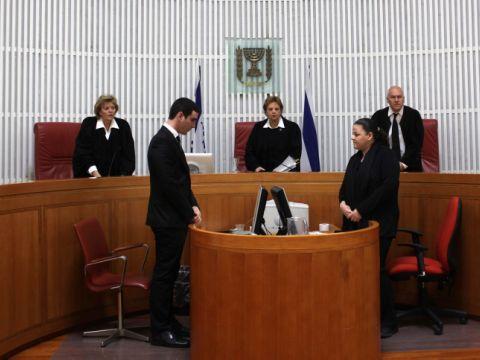 רוב נשי בפרקליטות ועל כס השיפוט [צילום: פלאש 90]