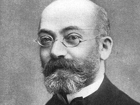 אליעזר לודוויג זמנהוף