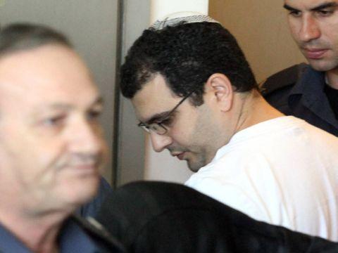 העבריין רמי סבן ב-2012 [צילום: יוסי זליגר/פלאש 90]