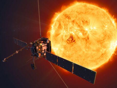 יתקרב לשמש מדי ארבעה חודשים [צילום: ESA]