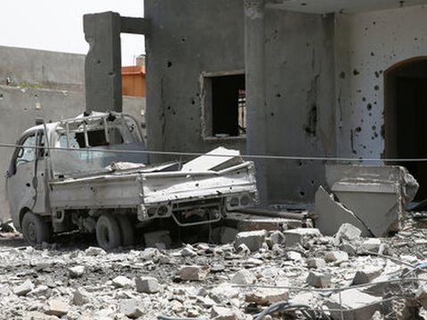 דאעש ירוויח מהרחבת המלחמה [צילום: חמזה טורקייה, AP]