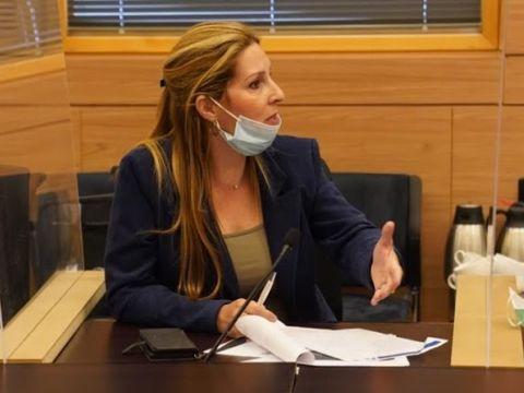ראש מטה המפקח על הבנקים בבנק ישראל, טל הראל [צילום: דני שם-טוב/דוברות הכנסת]