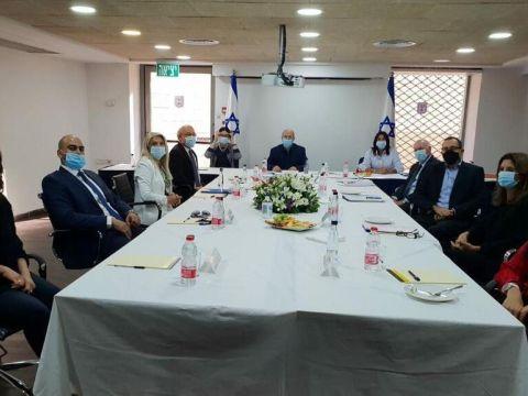 ישיבת הוועדה לבחירת שופטים