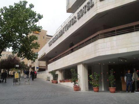 [צילום: התאחדות המלונות בירושלים]