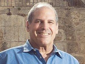 """רוני אלנבלום ז""""ל [צילום: דוברות האוניברסיטה העברית]"""