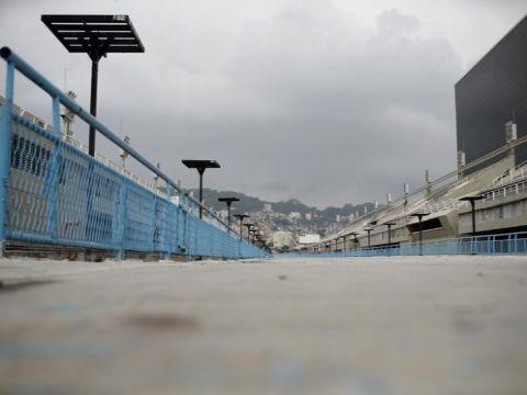 מסלול מצעד הקרנבל בריו דה ז'ניירו [צילום: סילביה איזקיירדו/AP]