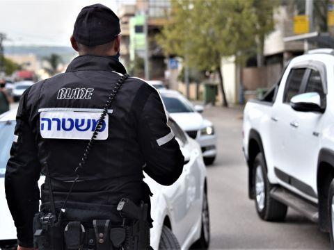 חיסיון גם על נהלים לא נוחים למשטרה [צילום: דוברות המשטרה]