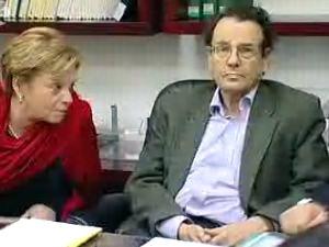 שר המשפטים פרידמן ונשיאת בית המשפט העליון ביניש