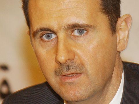 כוחו בחולשתו. בשאר אסאד [צילום: AP]