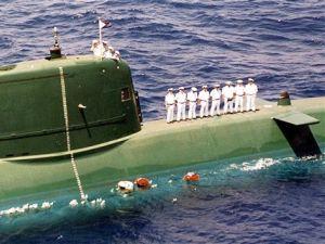 צוללת דולפין [צילום: AP]